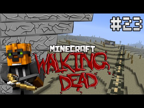 Full download minecraft the walking dead finale 23 the for Crafting dead server download