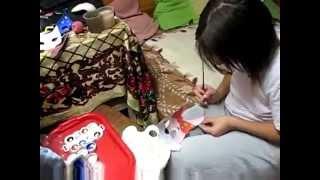 видео Новогодние маски своими руками. Новогодние карнавальные маски для детей и взрослых