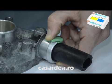Sunfix Macun Kaynak Video Uygulama ( www.HırdavatÇeşitleri.com )
