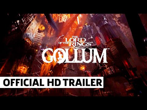 The Lord of the Rings: Gollum – Sneak Peek Trailer