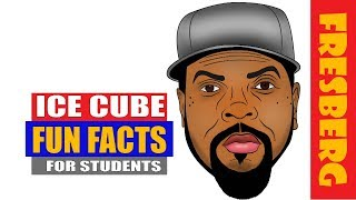 What is Ice Cube's real name & more! | Fun Facts Cartoon |