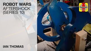 Robot Wars Series 10: Aftershock team interview