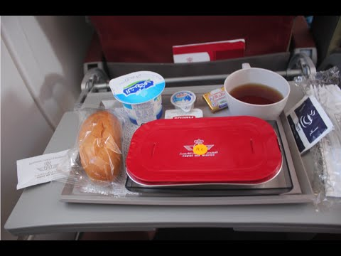 Royal Air Maroc | Casablanca-Brussels | Economy