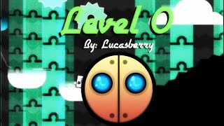 SOLO DÉJATE LLEVAR | LEVEL 0 - GEOMETRY DASH