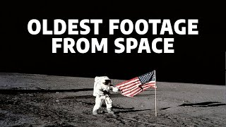The Best Vintage Space Footage