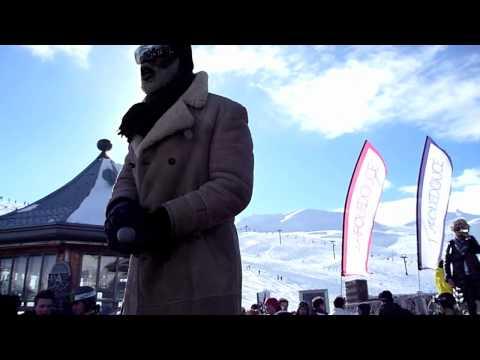 La Folie Douce- Val D'Isère- 4 Mars 2011- Great Singer