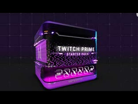 Warface Twitch Prime Starter Pack Review!