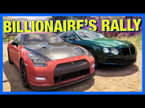 forza-horizon-3-online-:-billionaire's-rally-challenge!!