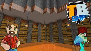 Storage Solutions!- Truly Bedrock SMP Season 2! - Episode 40