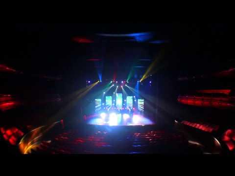 Видео: Световое шоу Астана Казахстан