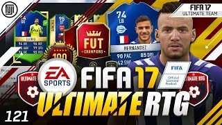 Fifa 17 ultimate road to glory! #121 - amazing tots profit!!!