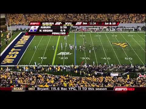 Auburn at WVU 720p