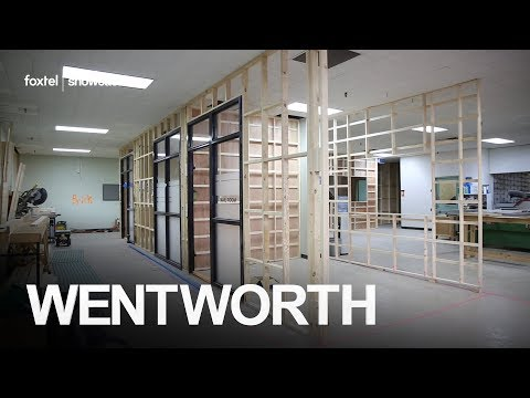 Behind The Scenes: Building The Wentworth SetWentworth Season 4
