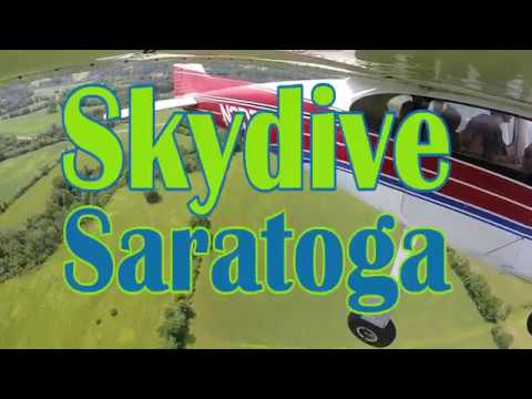 Skydive Saratoga Tandem Promo