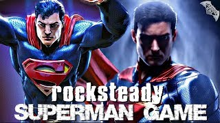 Rocksteady Superman Game Reveal LEAKED?!