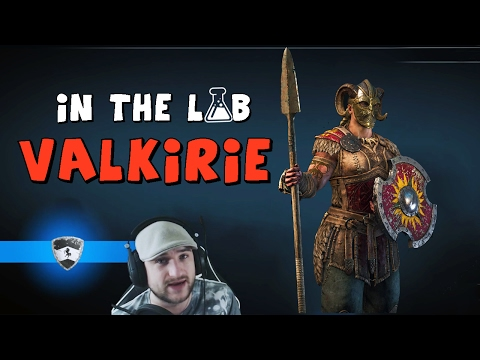 For Honor - In The lab with Valkyrie