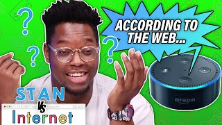 Who knows more about video games— ify, the gaming stan or our amazon alexa? we're on twitch now! check us out every monday, wednesday, friday at https://twit...