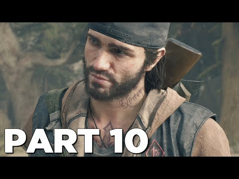 DAYS GONE Walkthrough Gameplay Part 10 - NERO HELO (PS4 Pro)