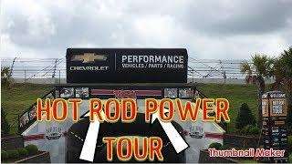 HOT ROD POWER TOUR 2018