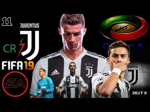 FIORENTINA - COPPA NAZIONALE QUARTER FINAL | JUVENTUS CAREER MODE | FIFA 19