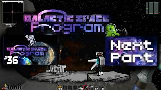 Minecraft Galactic Space Program - #37 NAZI OWNED ASTEROID?