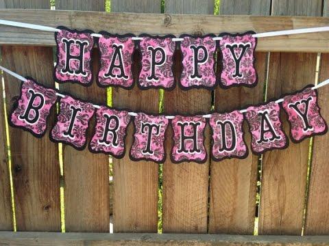 Happy Birthday Western Version Youtube