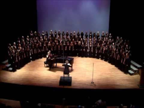 I'se the B'y - 2013 TN All-State Women's Choir