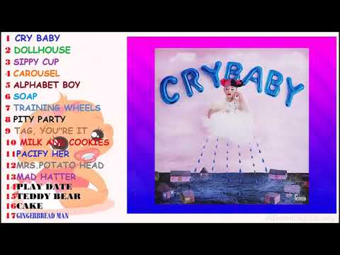 Cry Baby Full Album Deluxe Edition