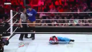 Wade Barrett vs Rey Mysterio.mp4(By LenyaManWWE)
