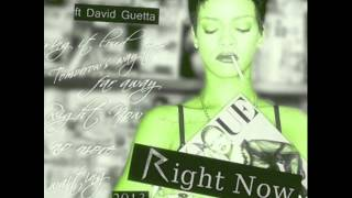 Rihanna ft David Guetta Right Now [DJ PELI REMIX] 2013