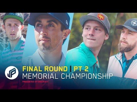 2017 Memorial Championship | Final Round, Pt2 | Wysocki, McBeth, Lizotte, Sexton