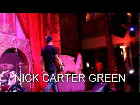 Nick Carter Green @ Alhambra Palace