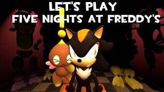 Failed Episode: Five Nights At Freddy's Attempt: The only clip to salvage...