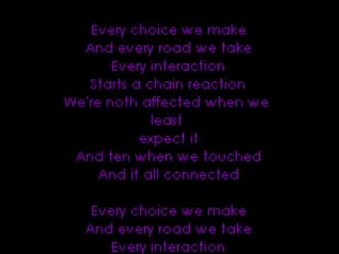 Touch-Natasha Bedingfield Lyrics