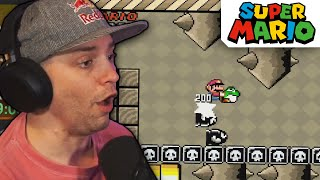 That's NEW! | Riff (Part 4) Super Mario World ROM Hack