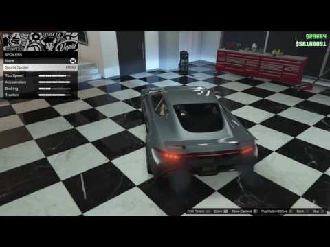 GTA 5 DLC Vehicle Customization (Dewbauchee Specter)