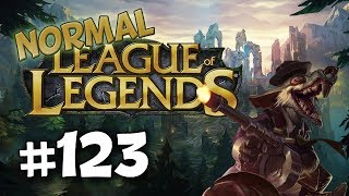 League of Legends Normal | #123 - Stuck as the ADC