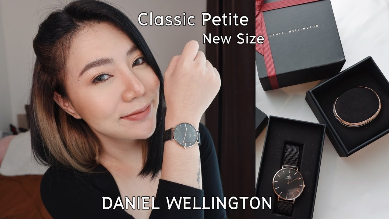 Unboxed+ แจกโค้ดส่วนลด นาฬิกา Daniel Wellington เปิดตัวรุ่นใหม่ ใหญ่กว่าเดิม – SaxZawphone
