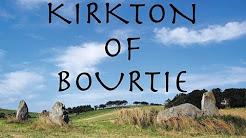 Kirkton of Bourtie Stone Circle, Oldmeldrum, Aberdeenshire, Scotland.