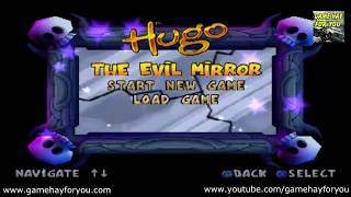 Playstaion 1: Tải và chơi game Hugo The Evil Mirror | Cuộc khám phá của Hu-Go