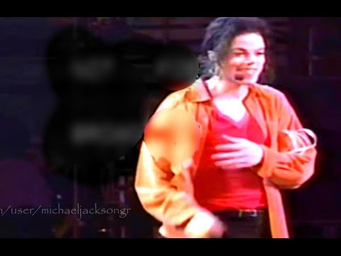 Exclusive! Michael Jackson 100% Rare Funny Outtakes - Enhanced Fullscreen [Rehearsal]