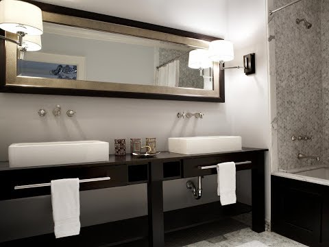 Top 40+ Bathroom Vanities Design Ideas 2018 | DIY Top Lightning Cabinets Installation Makeover Build