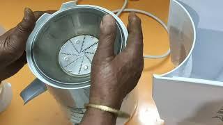 Sujata Powermatic Plus 900W Juicer : Unboxing and Live making of Juicer (Hindi)