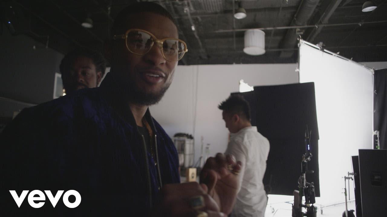 Download Usher - No Limit (Behind The Scenes)