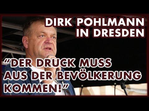 Dirk Pohlmann in Dresden: Internationaler Tag des Friedens