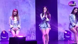 Lovelyz(러블리즈), 수록곡 '수채화' (4th minialbum, showcase)