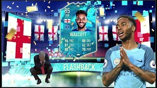 BETTER THAN STERL NG 85 FLASHBACK WALCOTT PLAYER REV EW F FA 20 Ultimate Team