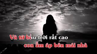 thanhle_77 Karaoke Beat full Gặp Mẹ Trong Mơ ( beat gap me trong mo )