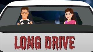 Long Drive - Horror Story in Hindi