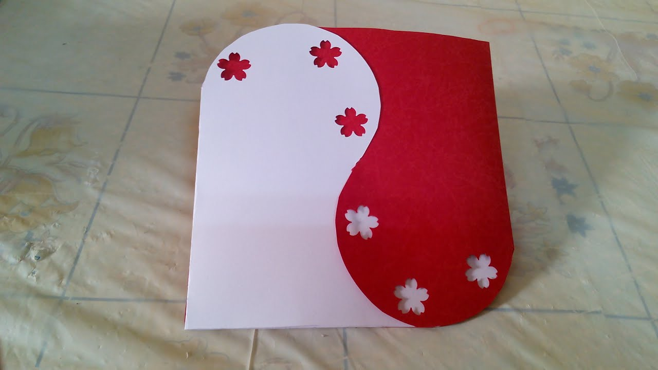 Creative Ideas How to Make Handmade Valentines Card  DIY